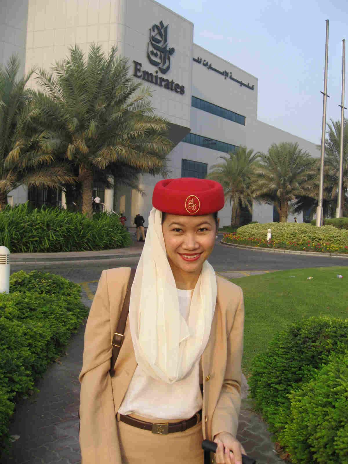 Emirates Watch