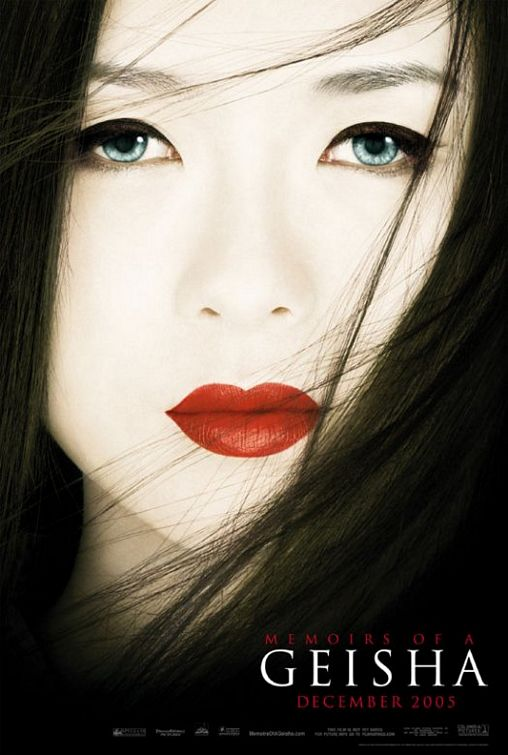 Movie Poster Image for Memoirs of a Geisha